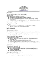 Education Attorney Sample Resume New Law Resume Attorneys Sample Resume For Business Administration 11