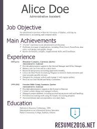 Free Chronological Resume Template Impressive Chronological Resume Template Free Brilliant Ideas Of Reverse Word