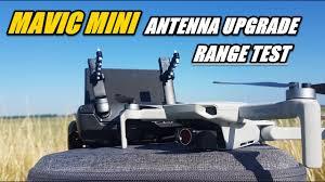 DJI Mavic Mini <b>Antenna</b> Upgrade 5 8Ghz Range Test <b>STARTRC</b> ...