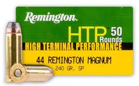 44 Magnum Ballistics Gunners Den