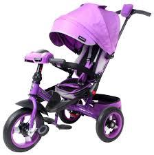 Характеристики модели <b>Трехколесный велосипед Moby</b> Kids ...