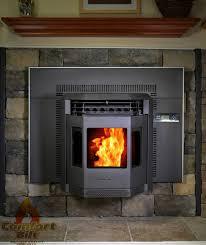 Harman 52i Majolica Brown Pellet Stove Insert  YouTubePellet Stove Fireplace Insert