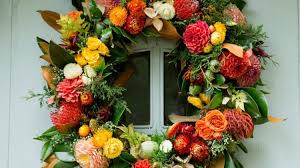 fall flower arrangements flower