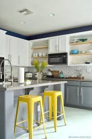blue and yellow kitchen themes medium size of colors grey and yellow yellow  and black kitchen