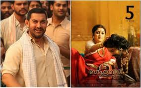 Box Office India Full Chart Baahubali 2 Vs Dangal Box Office Collection Aamir Khans