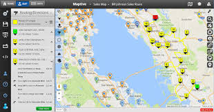 free sales mapping software  maptive