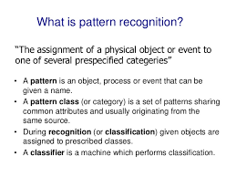 What Is Pattern Unique Pattern Recognition And Machine Learning