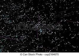 Constellation Sky Chart Star Chart