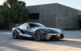 Toyota reveals 2 new versions of Supra-previewing FT-1 concept