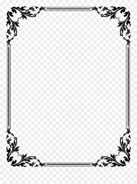 Free Download Clip Art Border Clipart Frames Border