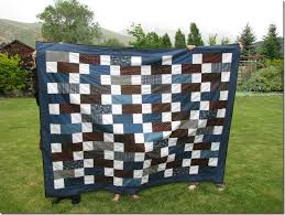 She Taught Me to Love it...: The Manly Man Quilt is Done!!! Woohoo!! & Saturday, May 26, 2012 Adamdwight.com