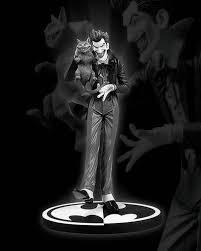 小丑黑白雕像by Brian Bolland 玩具人toy People News