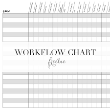 Photographer Chart Photography Workflow Chart Clipboard Free Workflow Chart