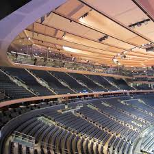 Chase Bridges Msg For Concerts Madison Square Garden Section