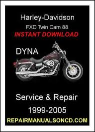 repairmanualsoncd com 1999 harley dyna glide service manual instant