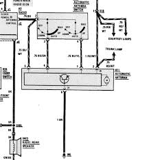 antenna wiring diagram auto antenna wiring diagram mercedes benz forum click image for larger version 1 jpg views 4735