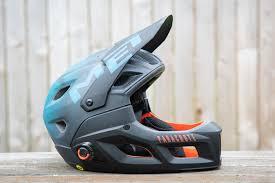 Review Mets New Parachute Mcr Convertible Full Face Helmet