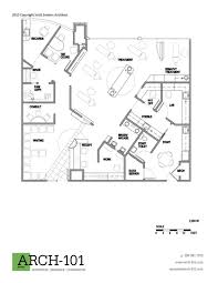 design office floor plan. Orthodontic Office Floor Plans Design Plan A