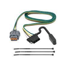 replacement oem tow package wiring harness 4 flat nissan replacement oem tow package wiring harness 4 flat nissan frontier pickup pathfinder xterra suzuki equator w factory tow package