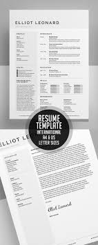 2018s Best Selling Resume Templates Jims Resume Design
