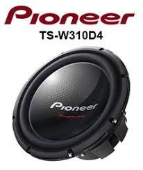 pioneer speakers subwoofer. pioneer ts-w310d4 pioneer speakers subwoofer
