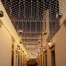 Outdoor Net Lights Warm White Amazon Com Cjjc Led Net Lights Christmas Waterproof