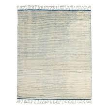 cream colored area rugs contemporary hand knotted wool white cream blue area rug blue cream area