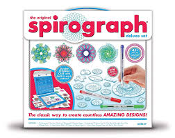 How To Use Spirograph Design Set Details About New Kahootz Spirograph Deluxe Design Set For Kids
