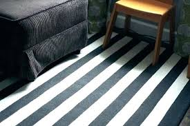 black and white outdoor rug rugs striped fantastic outd