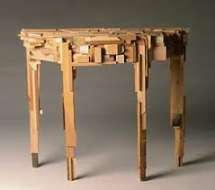 Table Made of Wood