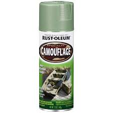 rust oleum specialty army green automotive spray paint actual net contents 12 oz