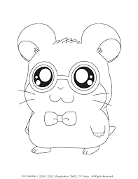 Anime Animal Coloring Pages Anime Animal Coloring Pages Animals Cute