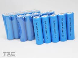 3 2 V Solar Light Batteries Ifr14500 Aa 600mah 3 2v Lifepo4 Battery Cell For Solar Light