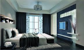 bedroom with tv. Interior Design Elegant Bedroom TV Wall With Tv