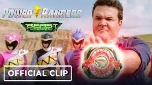 Power Rangers Beast Morphers - Official Clip (Austin St. John, Red MMPR  Ranger) - YouTube