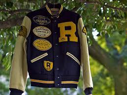 ralph lauren rugby wool varsity jacket