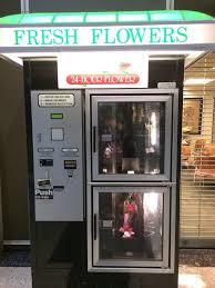 Vending Machine Security Beauteous Flower Vending Machine Before You Pass Security Yelp