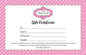 Gift Certificate Printable Free 013 Free Template For Gift Certificate Sample Phenomenal
