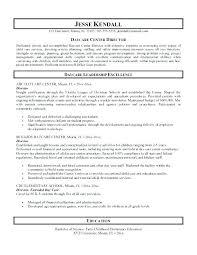 Teacher Resume Objective Sample 19 Example Of Resume For Teacher Applicant Leterformat