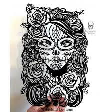 Rosa Lucia Wildchild Designs Guest Artist Papercut Template