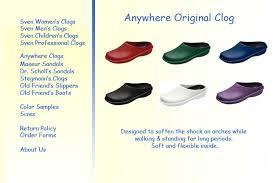 Ippy Clog Sandal Company Sven Clogs Dr Scholls Sandals