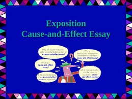 cause and effect exposition essay writing powerpoint by brilliance  cause and effect exposition essay writing powerpoint