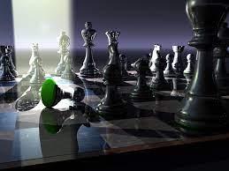 Chess Board 3D Desktop HD Wallpapers ...