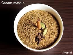 <b>Garam masala recipe</b>   How to make <b>garam masala</b> - Swasthi's ...