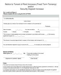 Rent Increase Form California Apartment In Heights Gets Insane Rent Increase Rental Notice Form 2