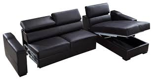 sectional sofa bed with storage. Nice Leather Sofa Bed With Storage Sectional Lp Designs )