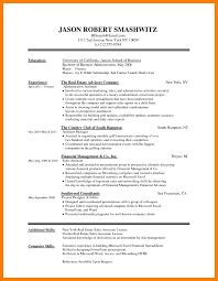 Advanced Resume Format Amusing Word Doc Free Job Template