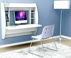 ikea floating desk wall