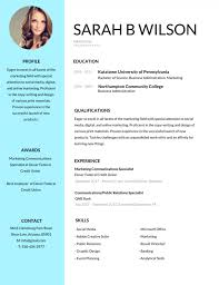 Impressive Resume Templates 24 Most Professional Editable Resume Templates For Jobseekers 3