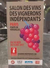 salon des vins des vignerons independents paris 2017